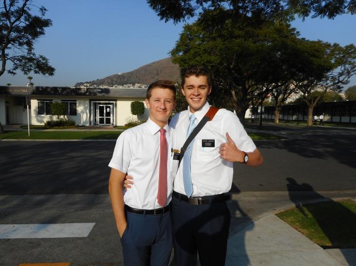 Elder Anderson & Elder Cannon