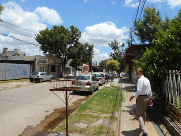 Typical Street in Venado Tuerto
