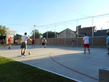 Futbol court