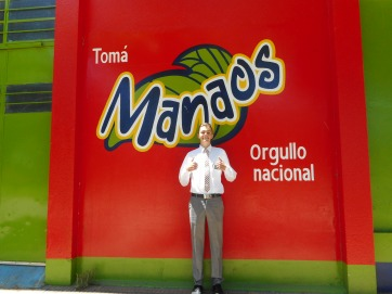 Manaos is the local, cheap CocaCola