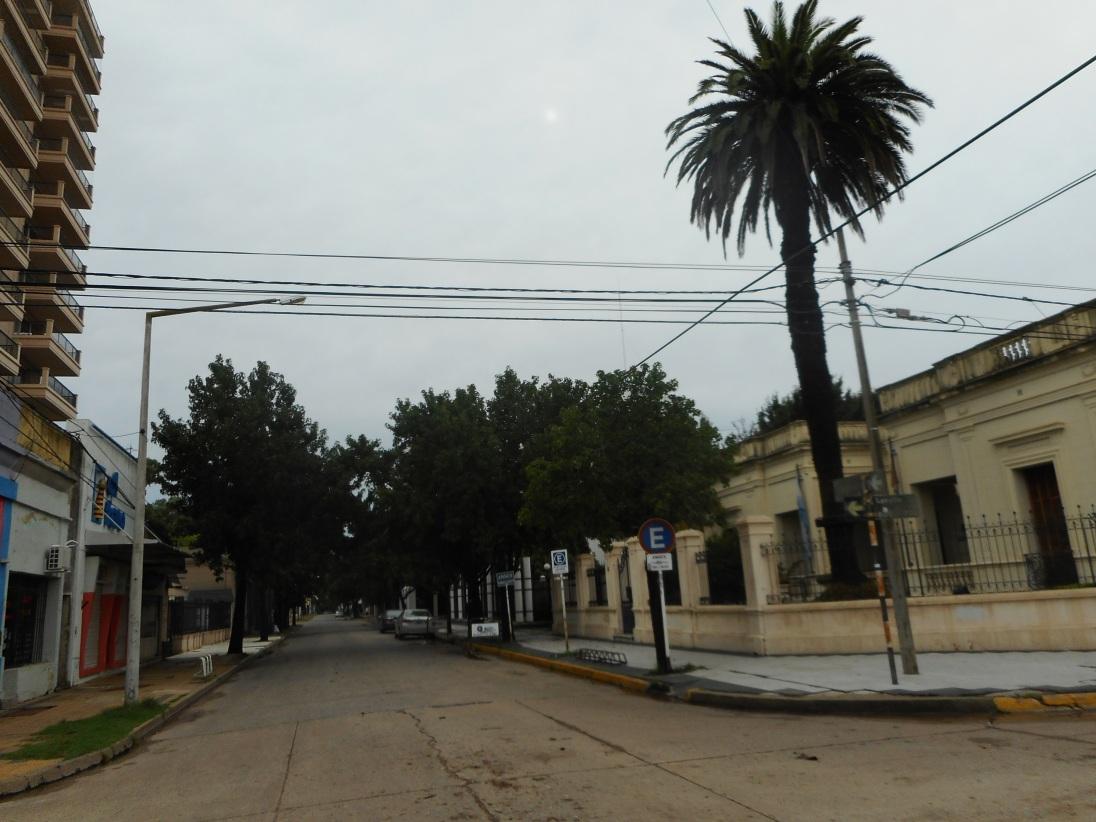 Random Street in Venado