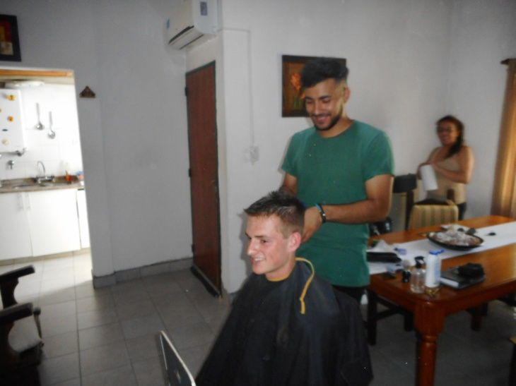 Investigator haircut