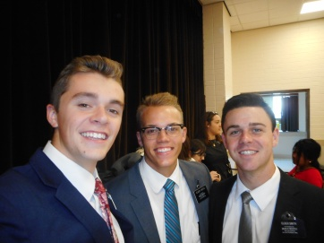 Cannon, Smith, & Smith at Zone Conference