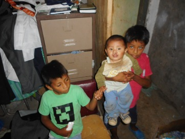 Service with a Bolivian family