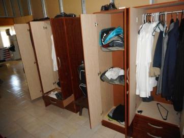 Closet in Pergamino