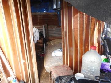 Inside of member's house