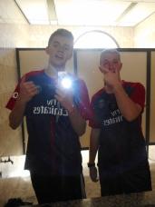 New PSG Jerseys