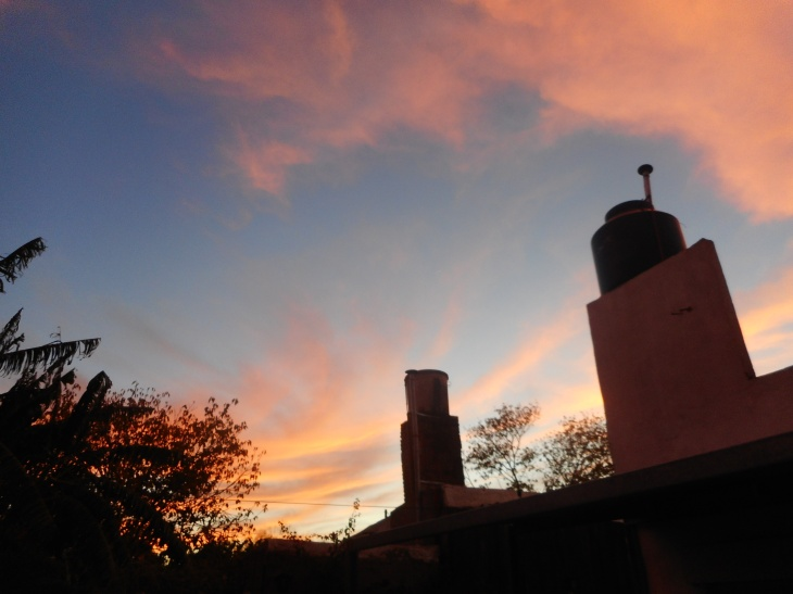 Pergamino Sunrise