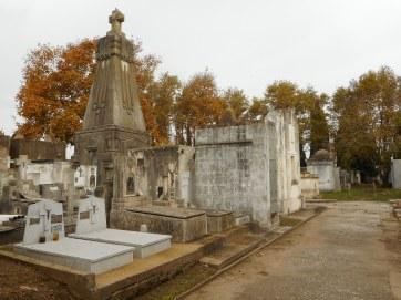 Cemetery Crypts