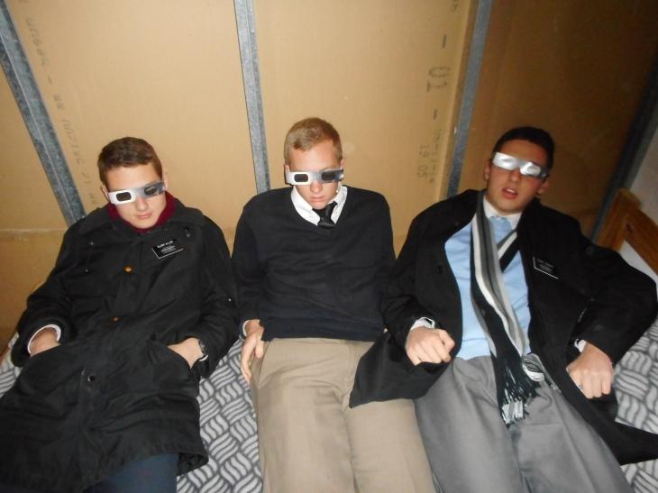 Eclipse with Elders