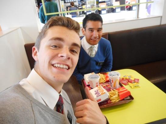 McDonald's in Rosario