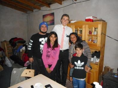 Gabriel & Liliana family