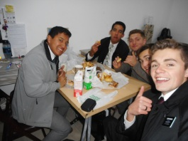 Empanadas with former ZLs