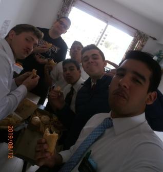 Farewell ZL feast